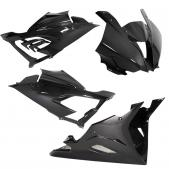 Fairing kit 4-piece carbon