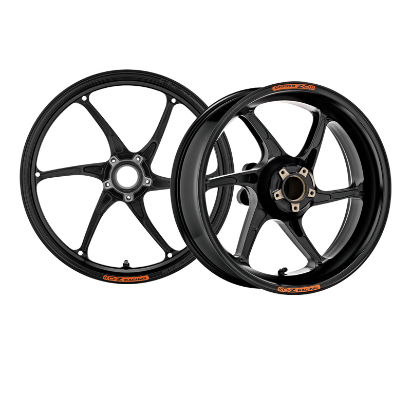 "OZ Racing Felgensatz 3,5""/6,00\""x17\"" Cattiva RS-A"